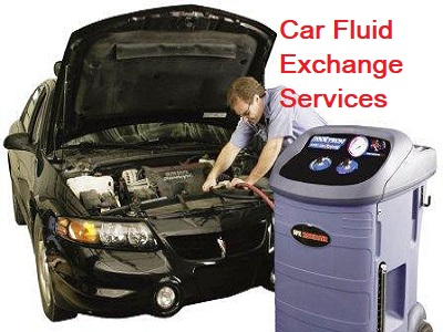 Recommended Car Fluid Exchange Service