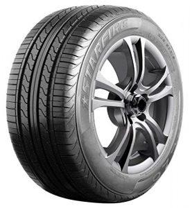 Tire and Aluminum Wheel