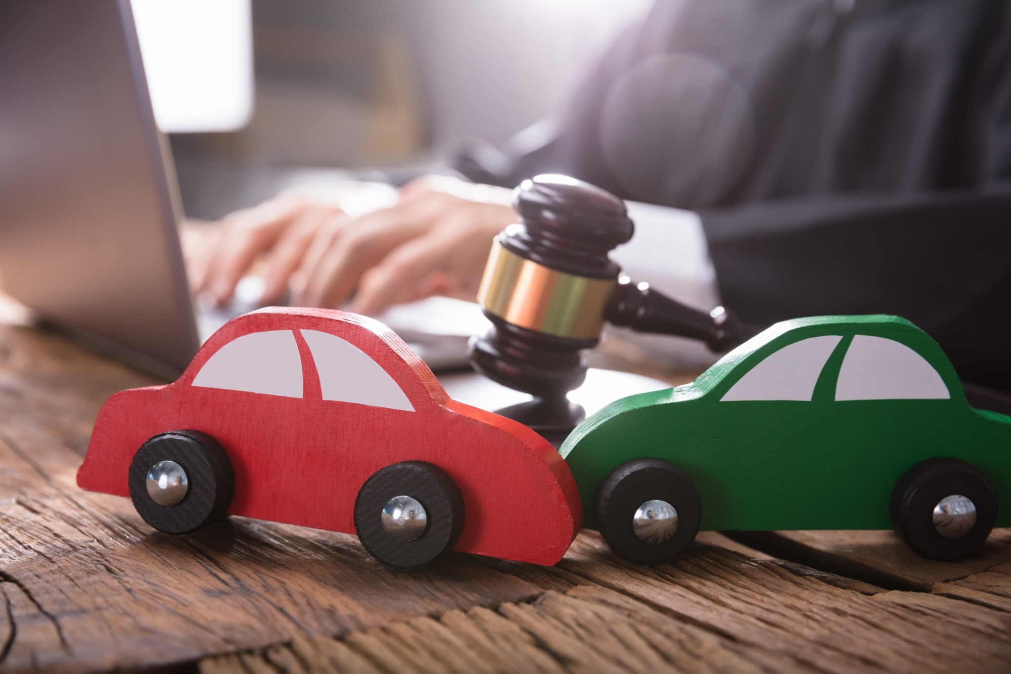 toy cars and lawyer