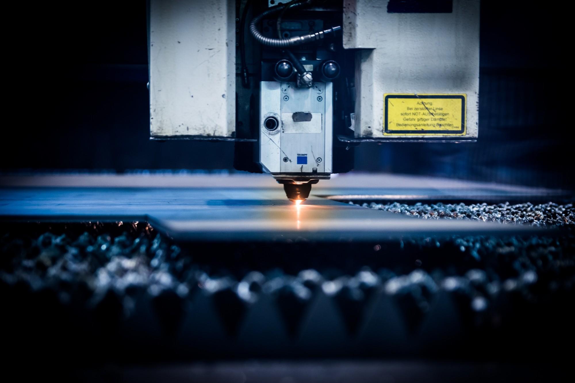 Laser Cutting Machine for Car Repair