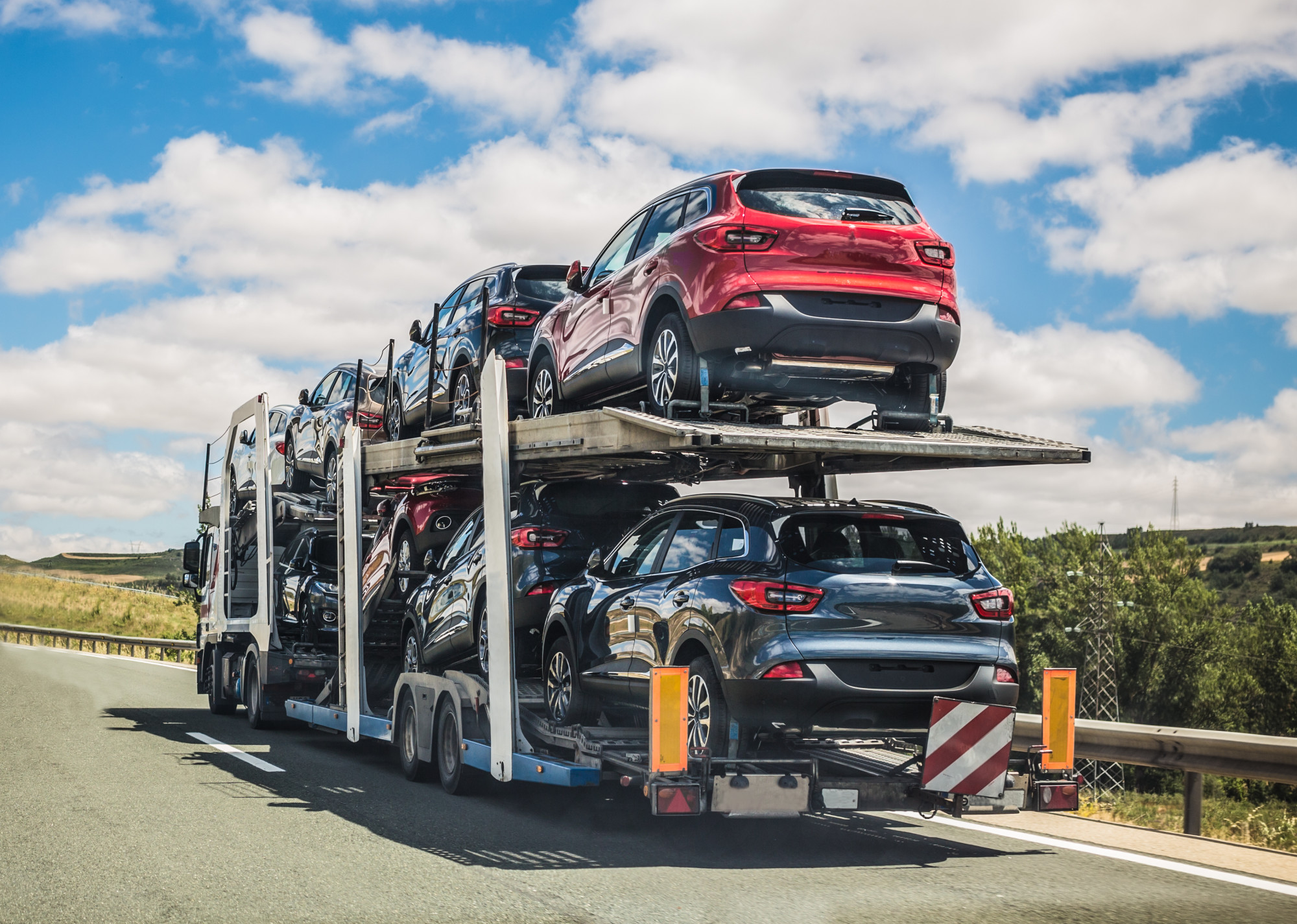 Shipping a Car Across the Country